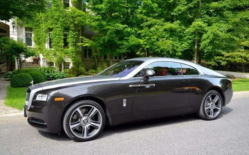49 The 2020 Rolls Royce Wraith Redesign
