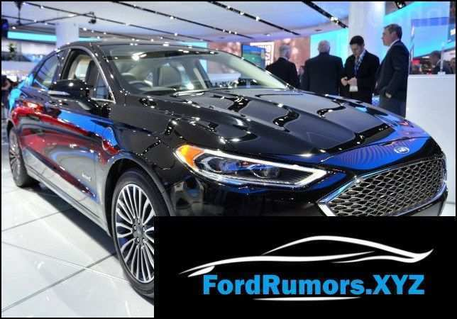 49 The 2020 The Spy Shots Ford Fusion Research New