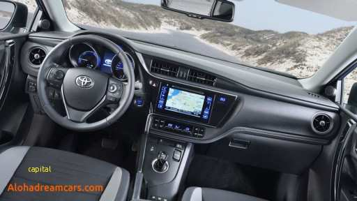 49 The 2020 Toyota Auris Review And Release Date