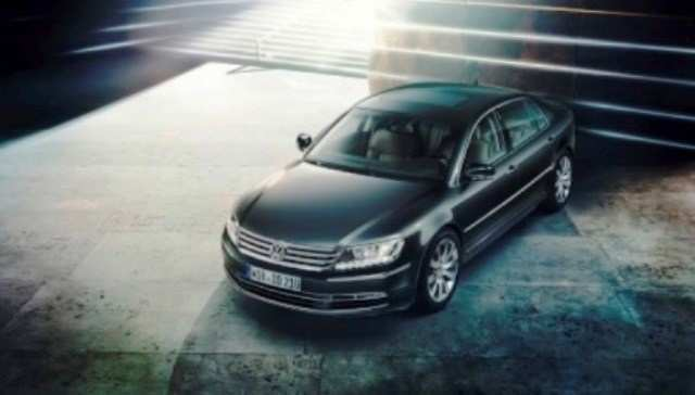49 The 2020 VW Phaeton Model