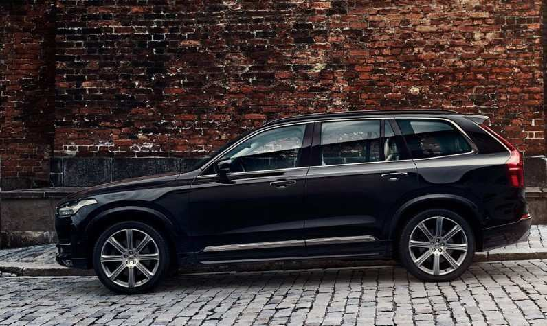 49 The 2020 Volvo XC90 Images