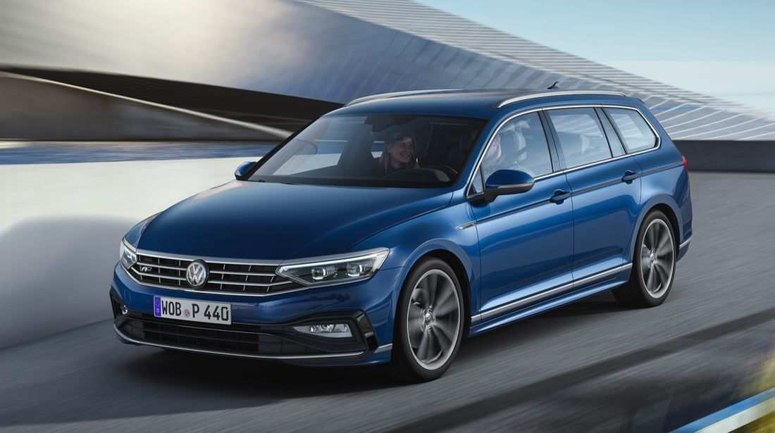 49 The 2020 Vw Passat Alltrack Research New