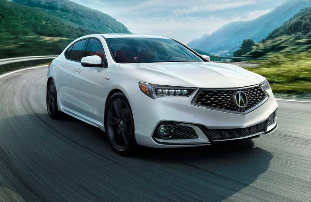49 The Best 2019 Acura Tl Type S Release