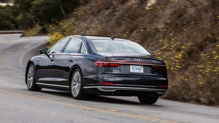49 The Best 2019 Audi A8 L In Usa First Drive