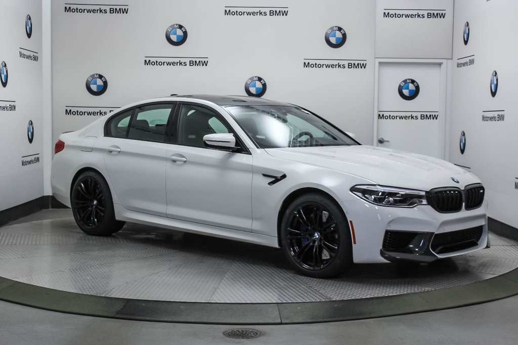 49 The Best 2019 BMW M5 Performance And New Engine