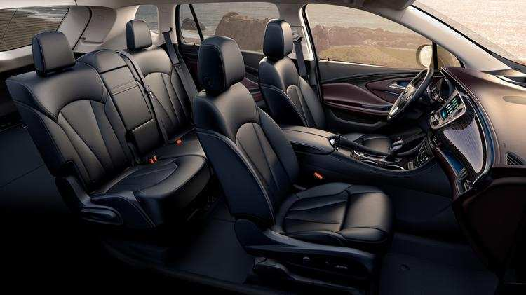 49 The Best 2019 Buick Envision Engine