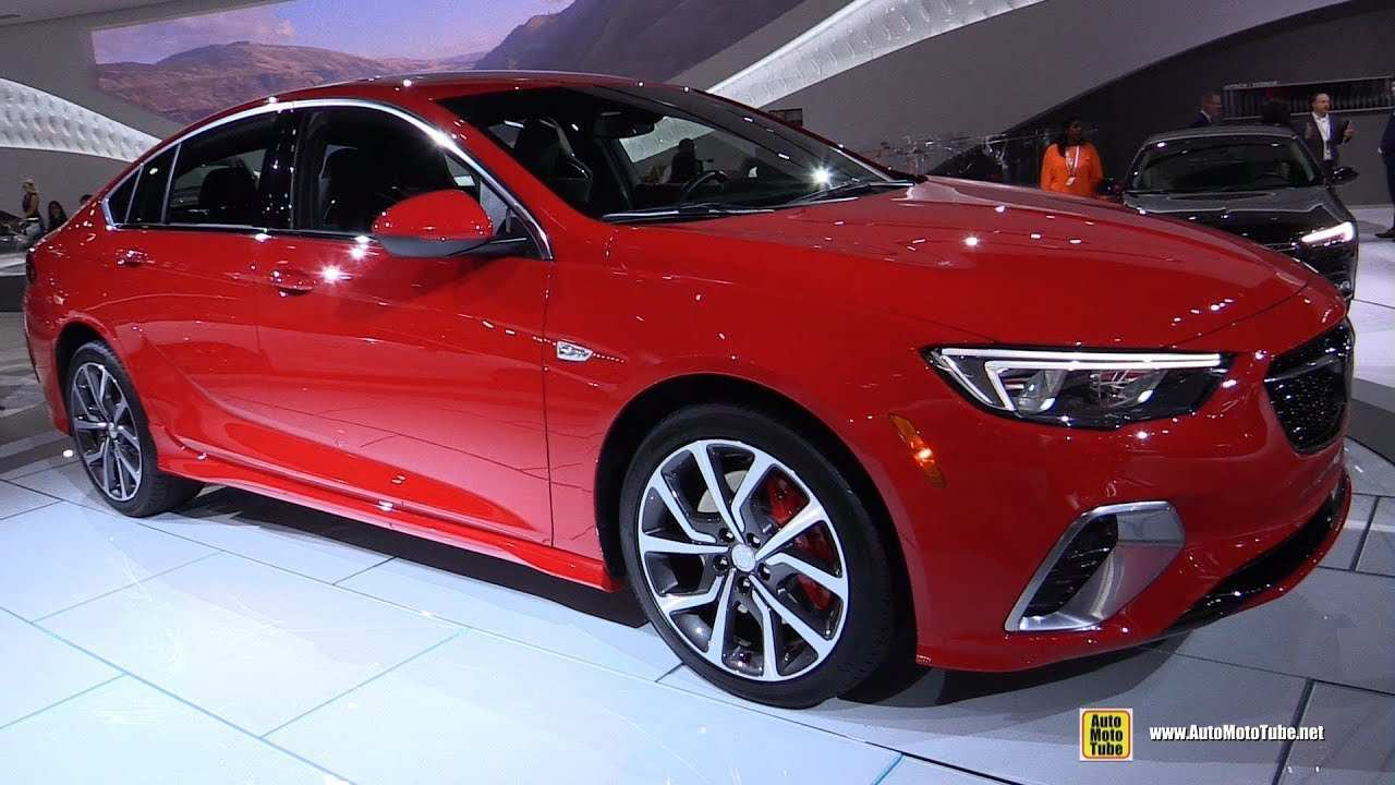 49 The Best 2019 Buick Regal Gs Coupe Exterior And Interior