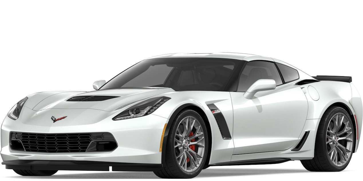 49 The Best 2019 Corvette Z07 Overview