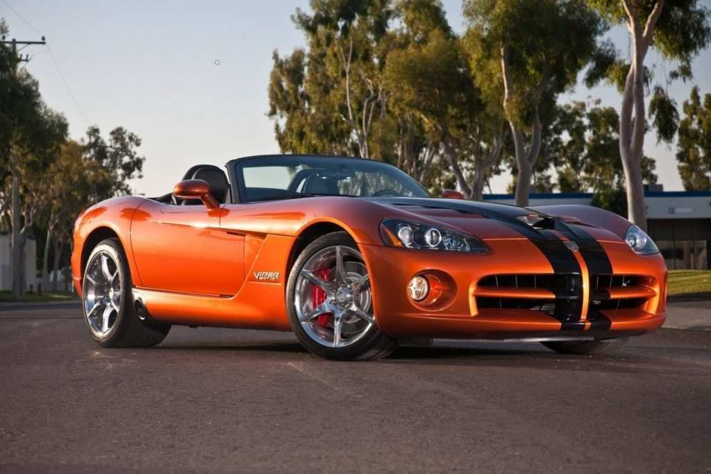 49 The Best 2019 Dodge Viper Roadster Exterior