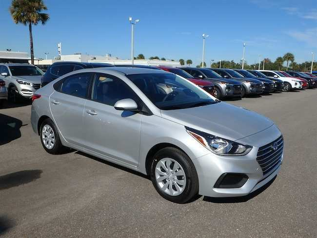 49 The Best 2019 Hyundai Accent Hatchback Review And Release Date