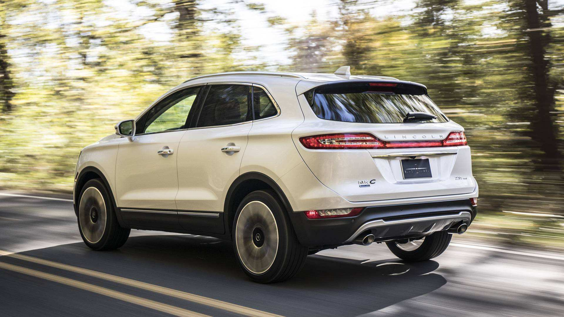 49 The Best 2019 Lincoln MKC Redesign