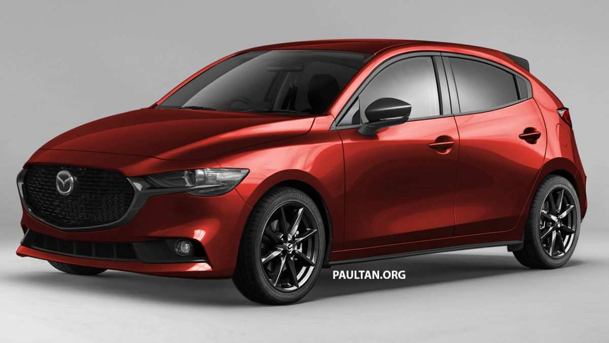 49 The Best 2019 Mazda 2 Redesign And Concept