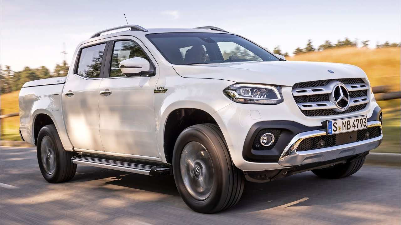 49 The Best 2019 Mercedes Benz X Class New Model And Performance
