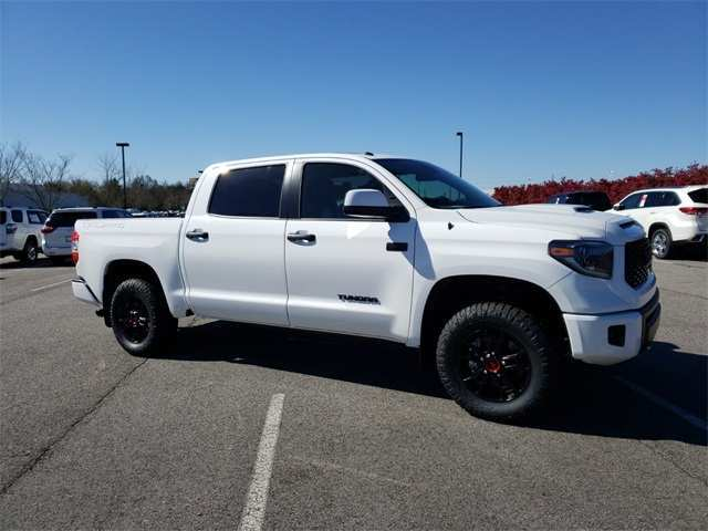 49 The Best 2019 Toyota Tundra Trd Pro Rumors