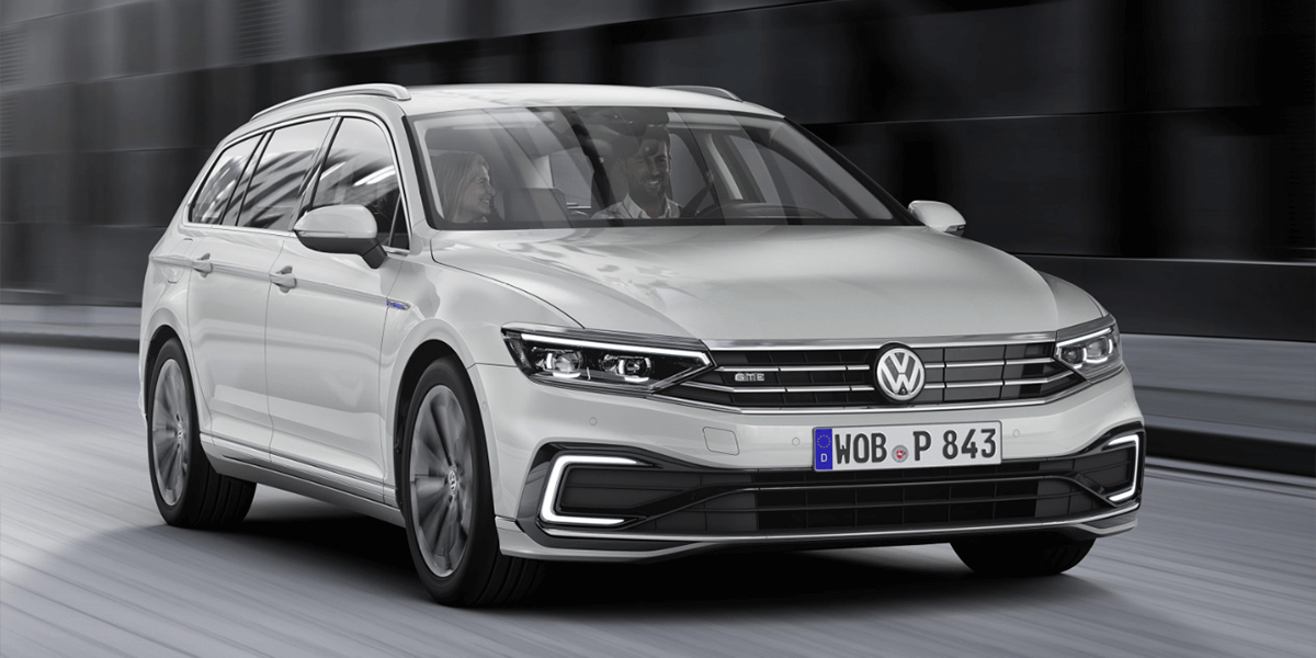 49 The Best 2019 Vw Passat Spy Shoot