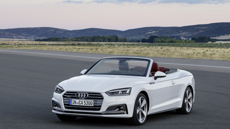 49 The Best 2020 Audi A5 Coupe Spesification