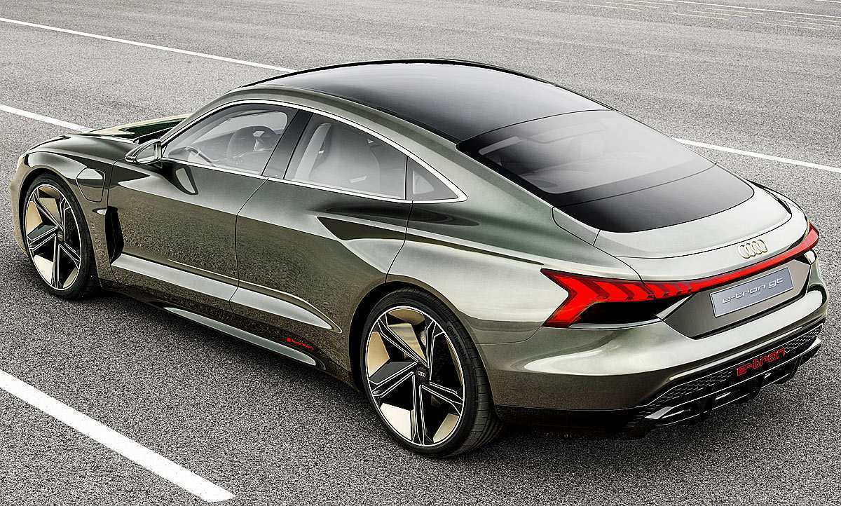49 The Best 2020 Audi E Tron Gt Price Photos