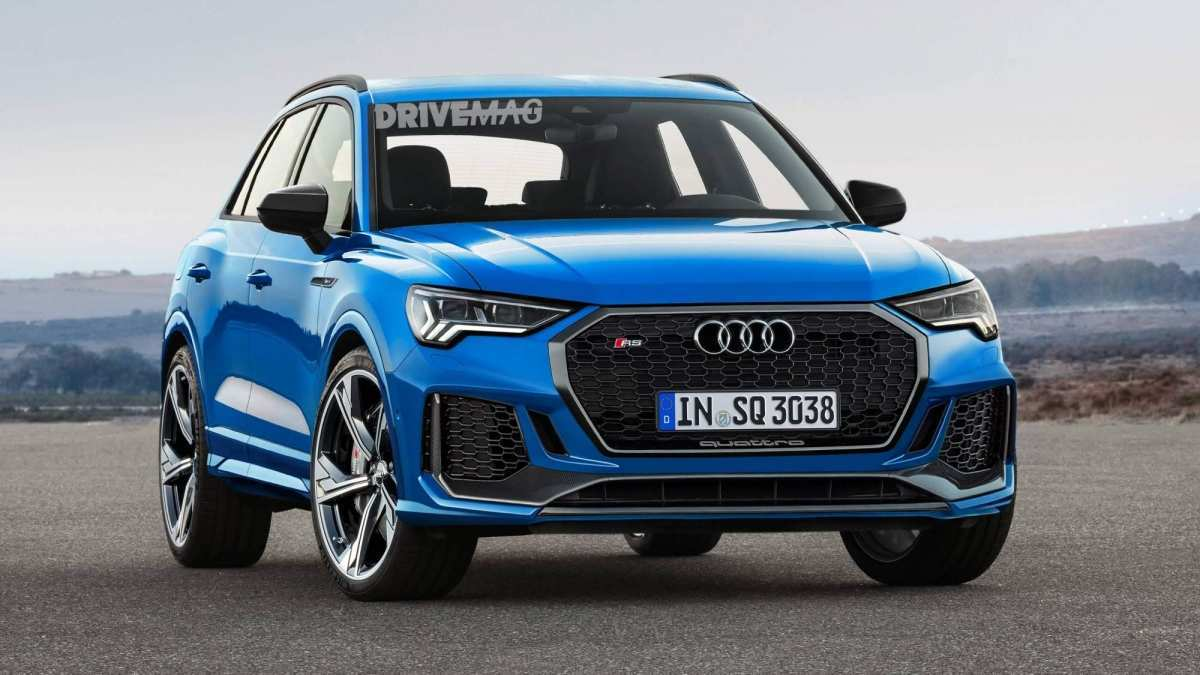 49 The Best 2020 Audi Q3 Usa First Drive