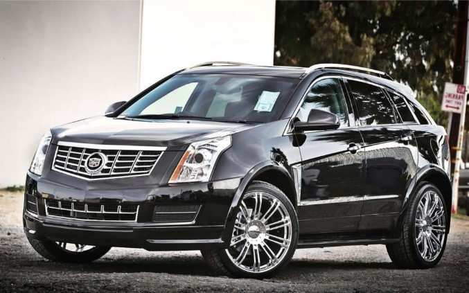 49 The Best 2020 Cadillac SRX Performance And New Engine