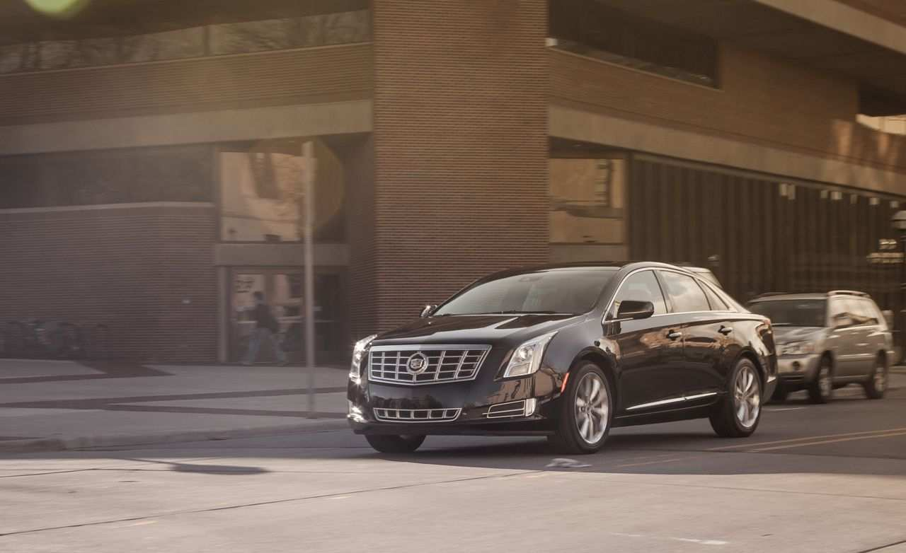 49 The Best 2020 Cadillac Xts Premium Price