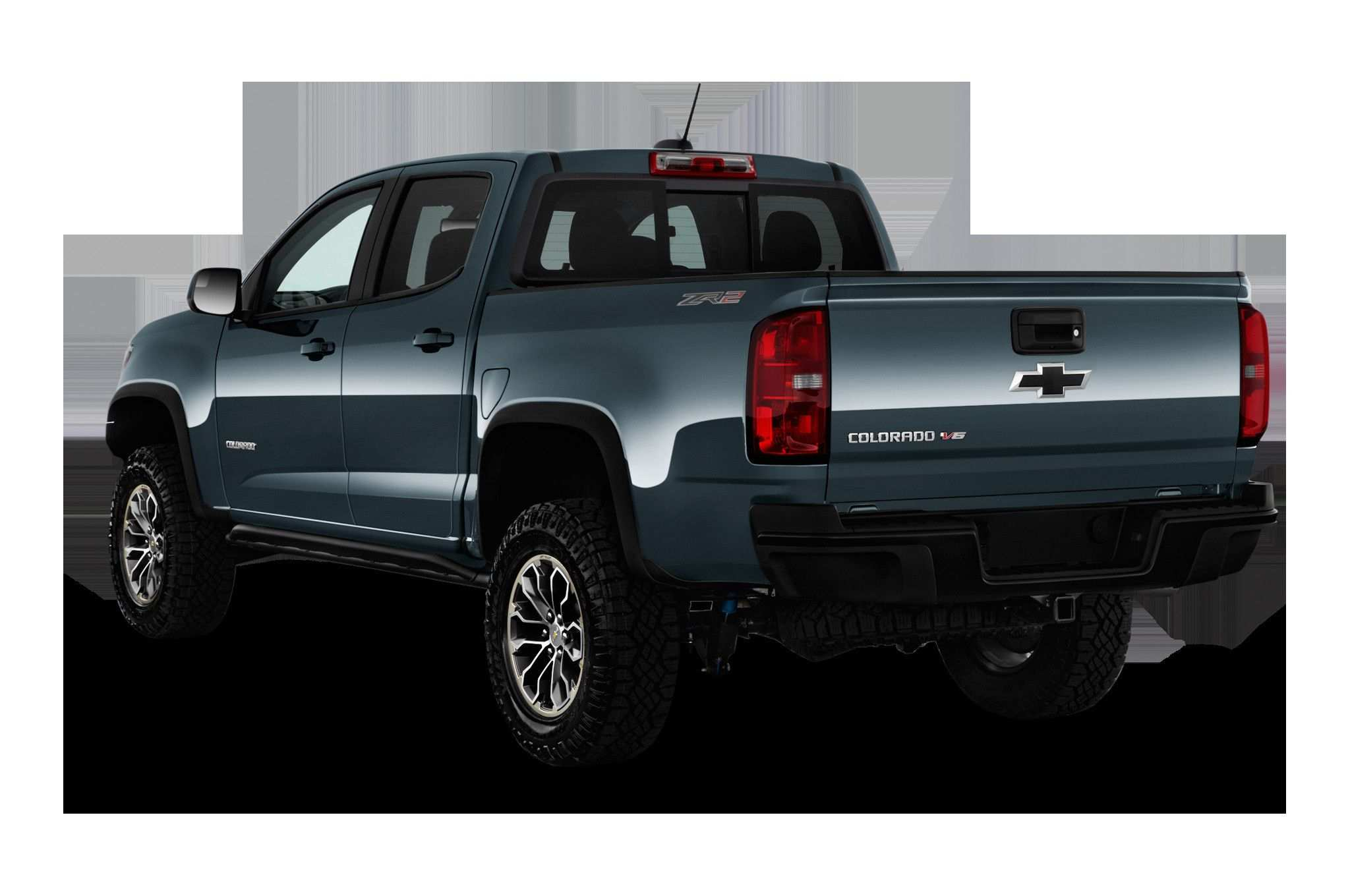 49 The Best 2020 Chevrolet Colorado Z72 Concept