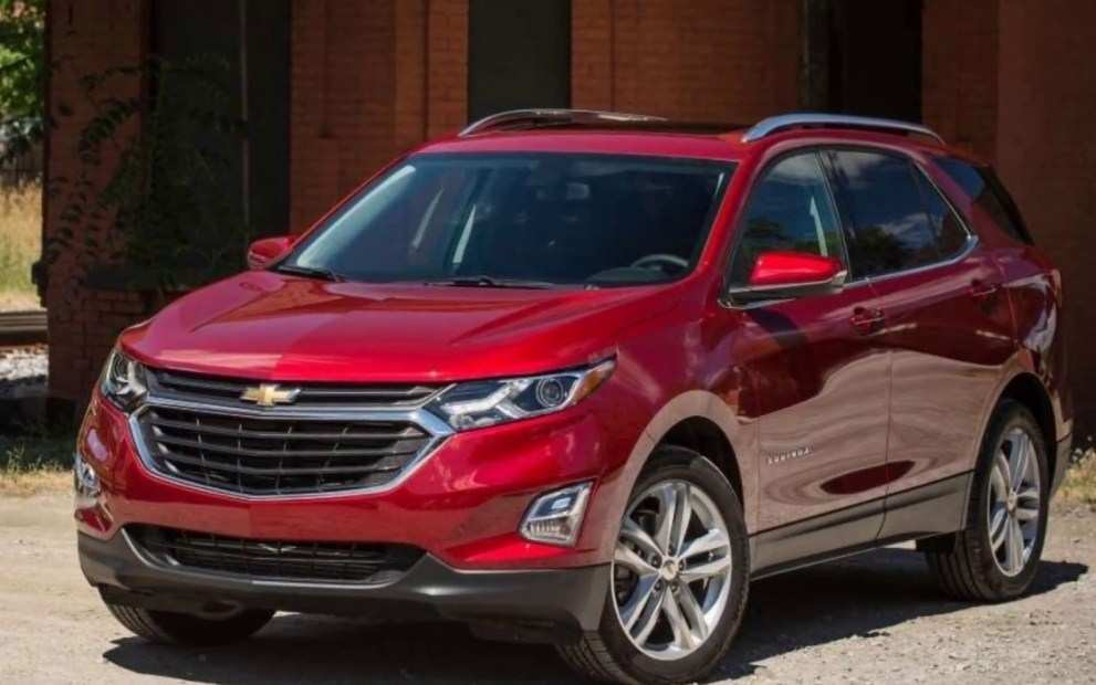 49 The Best 2020 Chevrolet Equinox Rumors