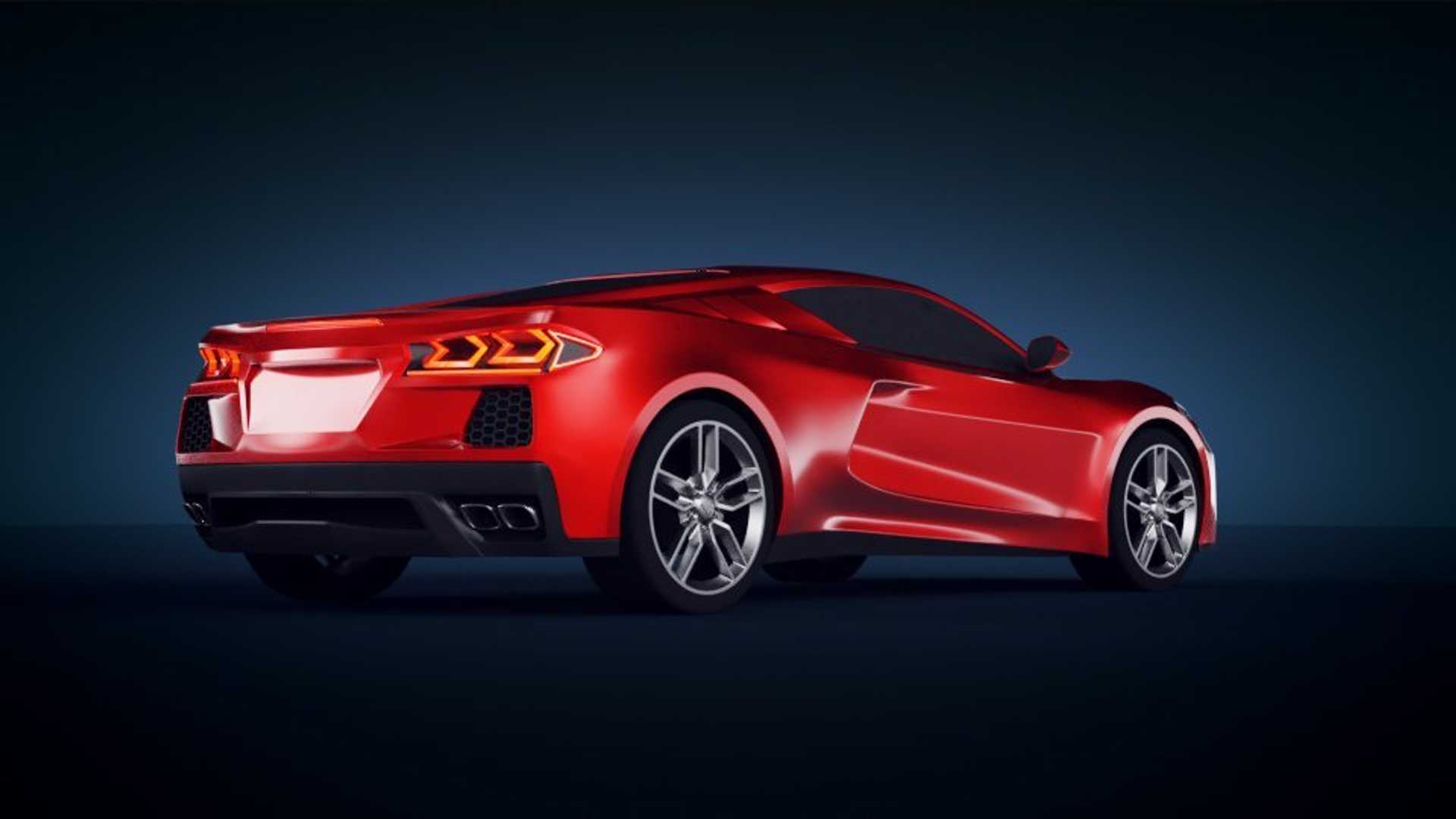 49 The Best 2020 Corvette Z07 Exterior
