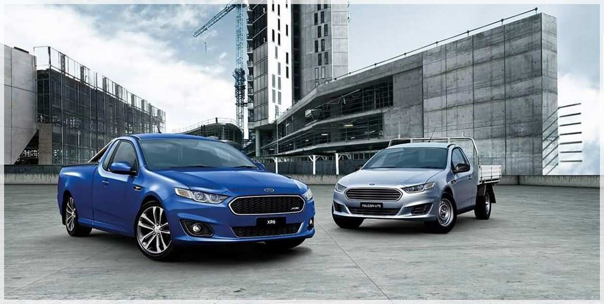 49 The Best 2020 Ford Falcon Xr8 Gt New Model And Performance