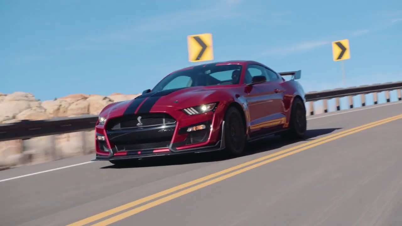 49 The Best 2020 Ford Mustang Gt500 Rumors