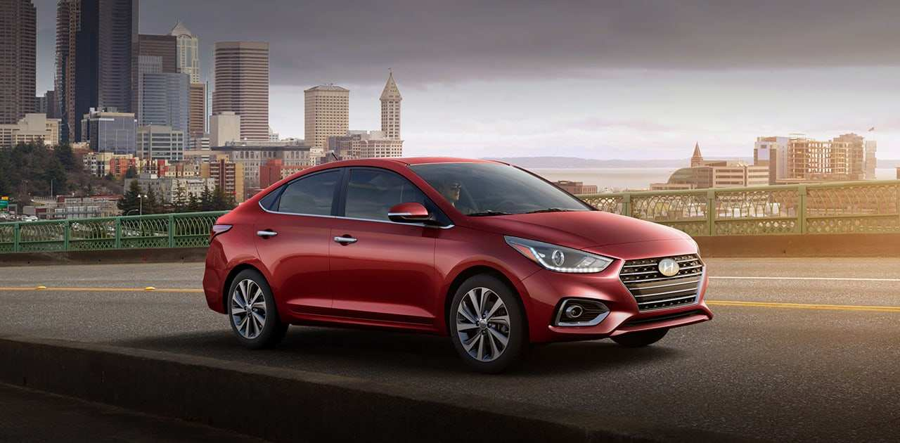 49 The Best 2020 Hyundai Accent Wallpaper