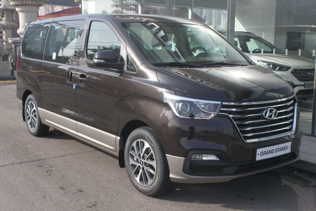 49 The Best 2020 Hyundai Starex Picture