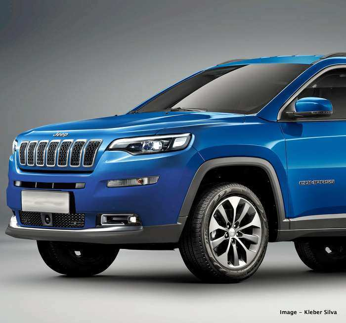 49 The Best 2020 Jeep Compass Images