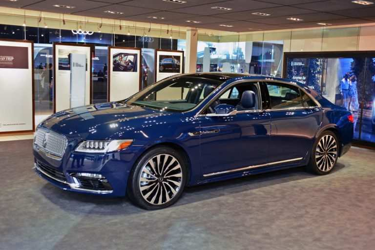 49 The Best 2020 Lincoln Continental Overview