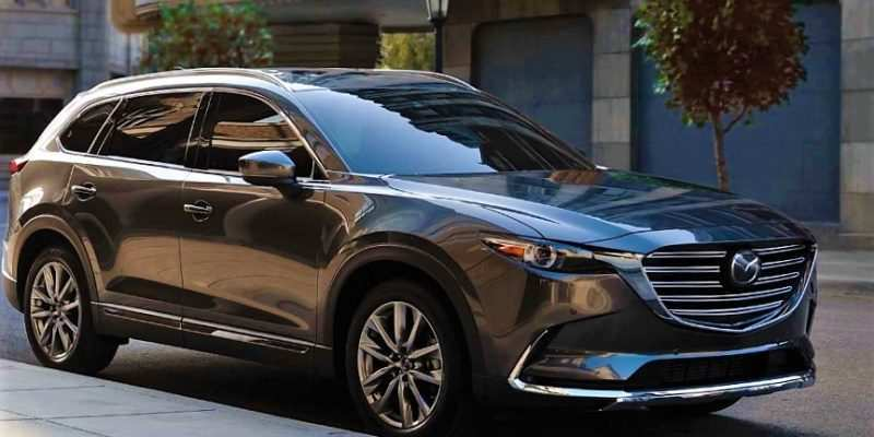 49 The Best 2020 Mazda Cx 9 Rumors New Review