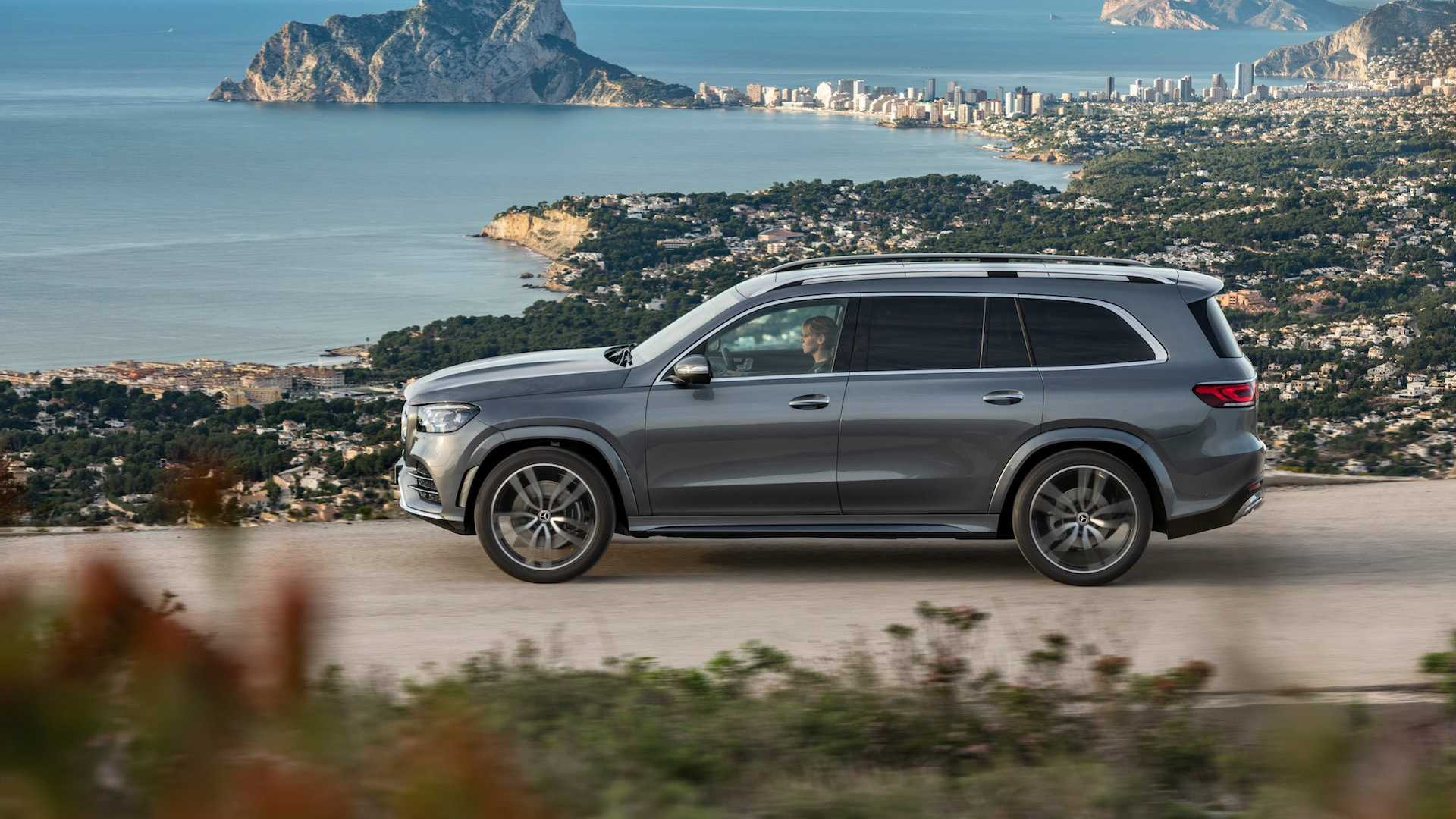 49 The Best 2020 Mercedes GLS Exterior And Interior