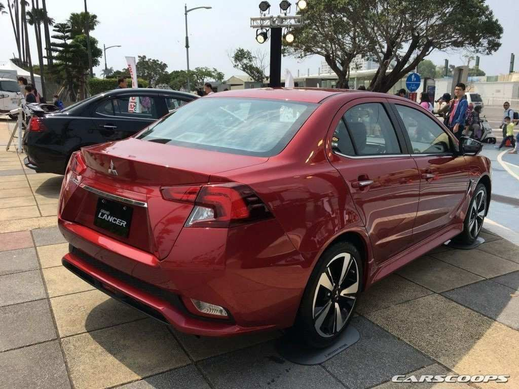 49 The Best 2020 Mitsubishi Lancer Release