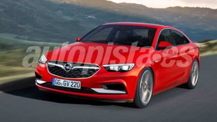 49 The Best 2020 New Opel Insignia Speed Test