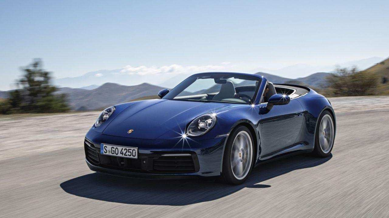 49 The Best 2020 Porsche 911 Wallpaper