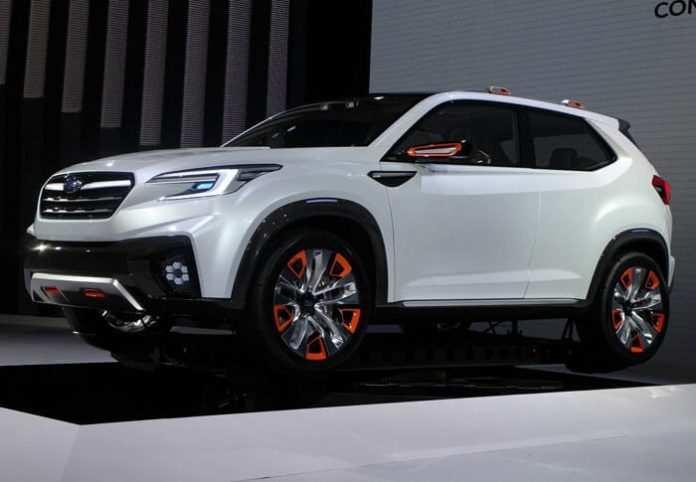 49 The Best 2020 Subaru Forester Redesign Review And Release Date
