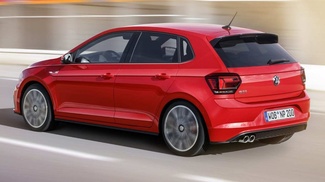 49 The Best 2020 Volkswagen Polos Release Date And Concept