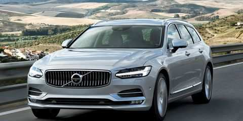 49 The Best 2020 Volvo V90 Specification Specs