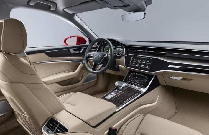 49 The Best Audi A4 2020 Interior History
