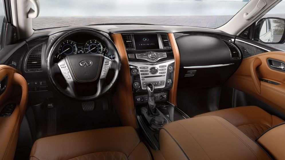 49 The Best Infiniti Qx80 2020 Interior New Review