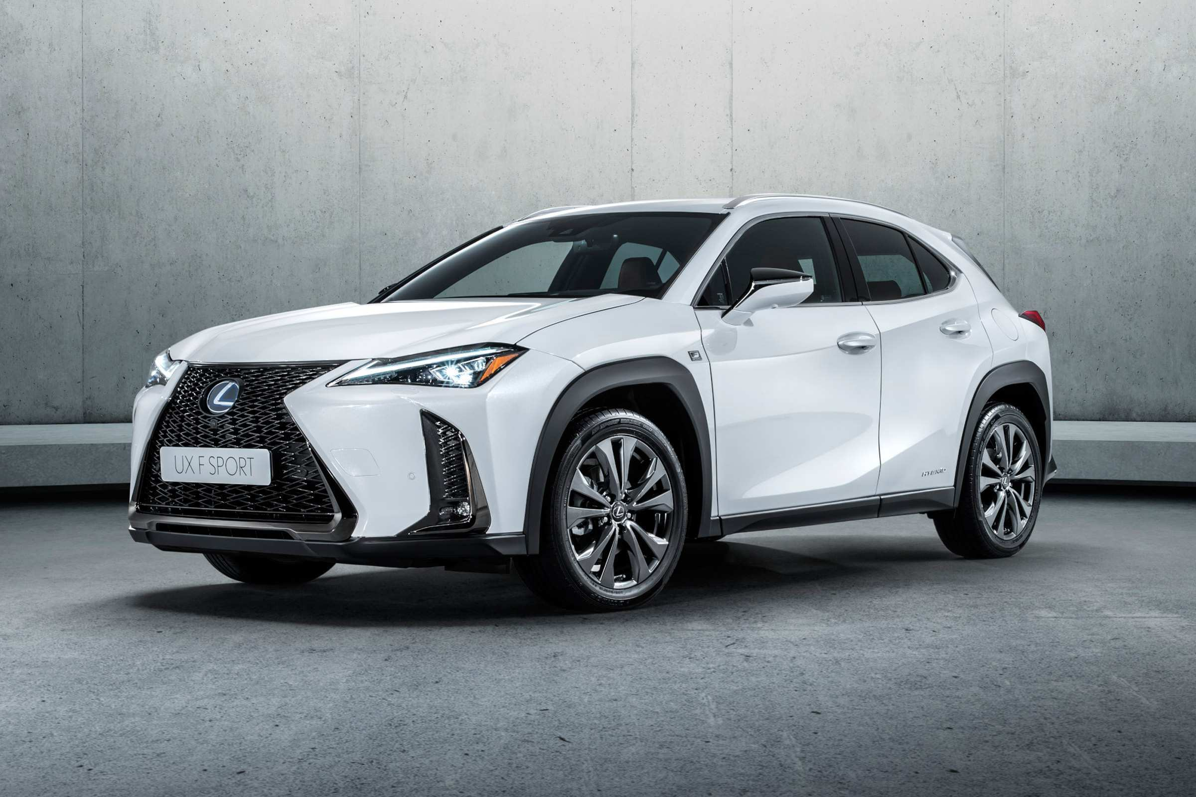49 The Best Lexus 2019 Ux Release Date Spy Shoot