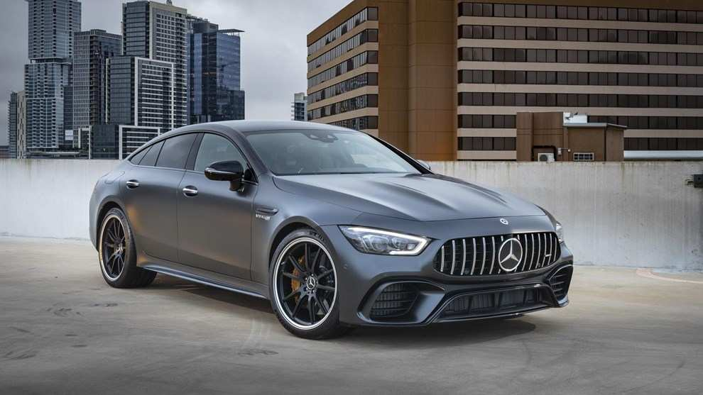49 The Best Mercedes 2019 Amg Gt4 Release Date