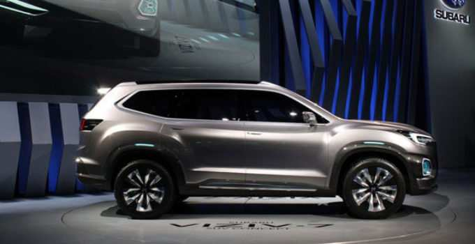 49 The Best Subaru Ascent 2020 Release Date Picture