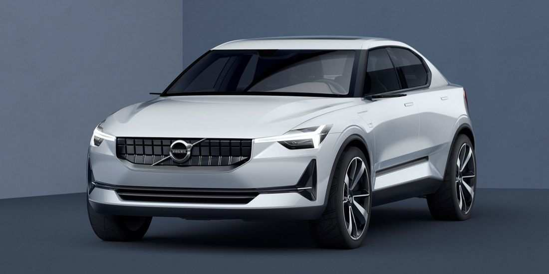49 The Best Volvo 2019 V40 Concept