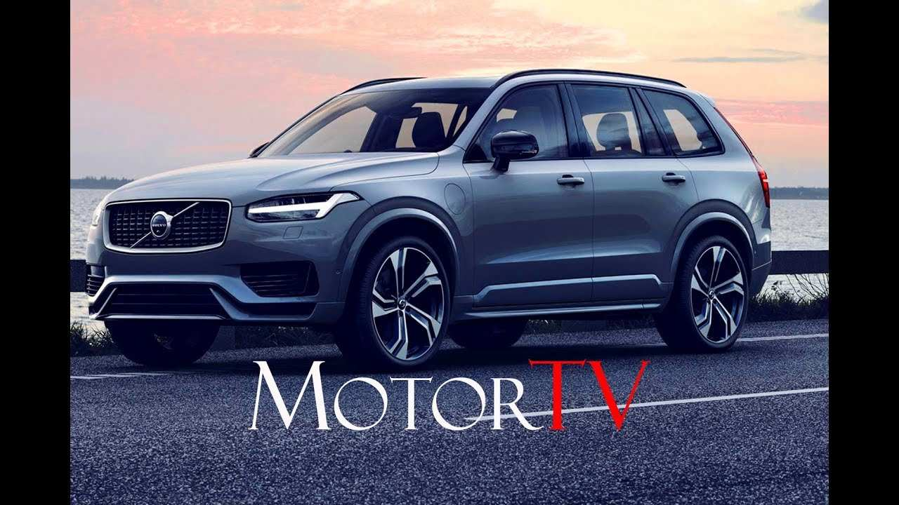 49 The Best Volvo Xc90 Facelift 2020 Uk Spy Shoot