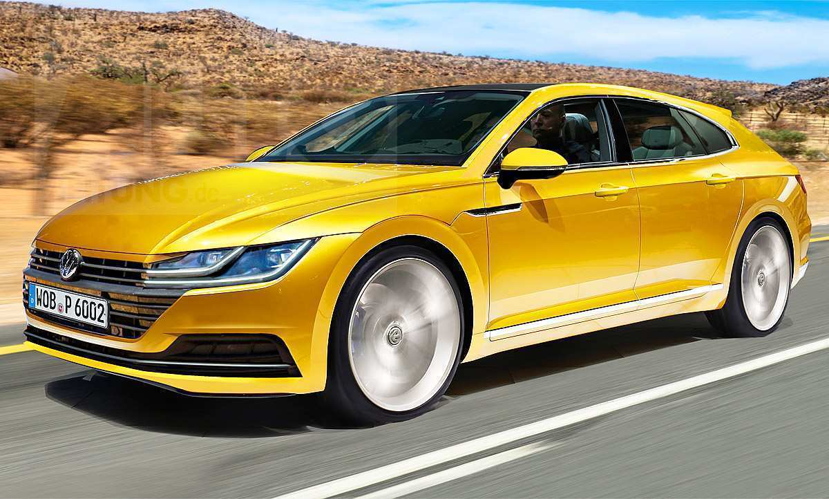 49 The Best Vw 2019 Arteon Review And Release Date