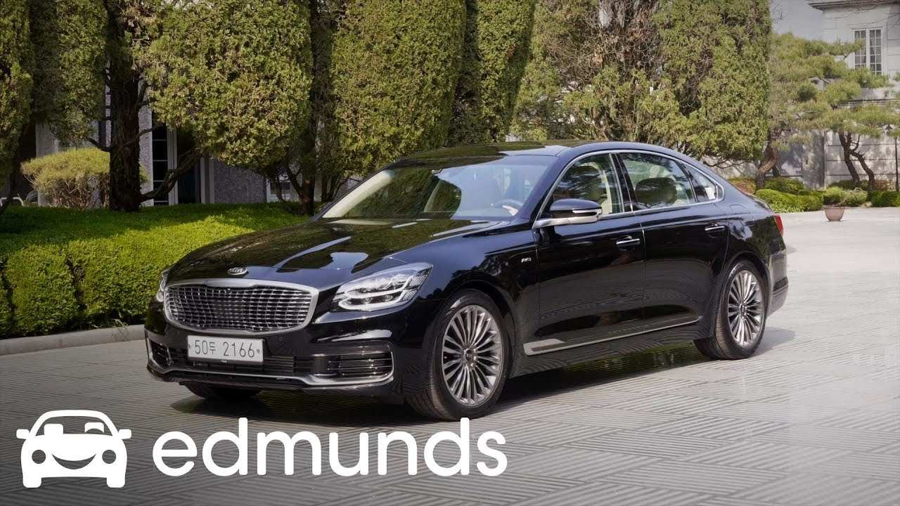 49 The K900 Kia 2019 Review